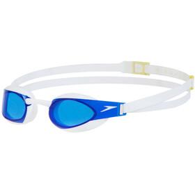 speedo Fastskin Elite - Lunettes de natation - bleu/blanc
